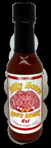 Billy Bones BBQ Hog's Breath Hot Jalapeno Pepper Sauce