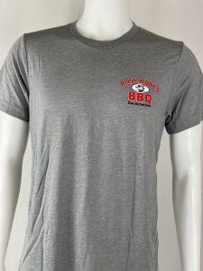 Billy Bones BBQ tshirt grey